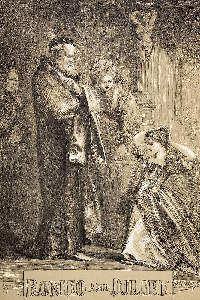 an analysis of the act one scene three in romeo and juliet a play by william shakespeare In act i, scene iv of romeo and juliet, romeo when reading a play like romeo and juliet, doing a literary analysis william shakespeare's romeo and juliet.