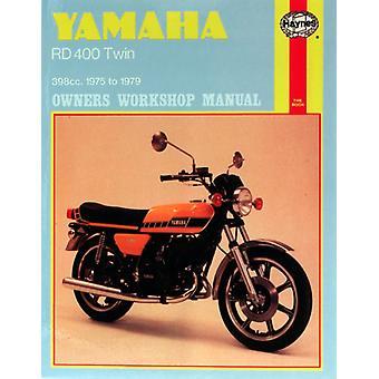 Clymer M333 Haynes handbok för Yamaha