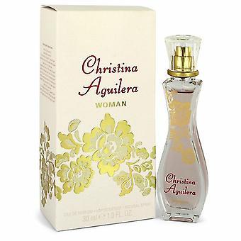 Christina Aguilera Woman by Christina Aguilera Eau De Parfum Spray 1 oz / 30 ml (Women)
