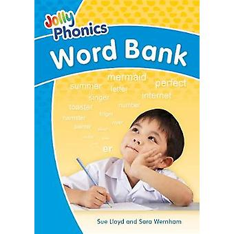 Jolly Phonics Word Bank