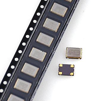 5pcs 4 καρφίτσες smd ταλαντωτής 100mhz 100m 100.000mhz ενεργός ταλαντωτής κρυστάλλου