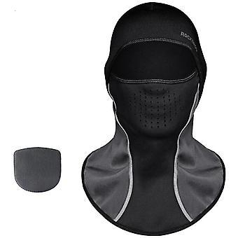 Winter Thermal Fleece Ski winddichte Maske