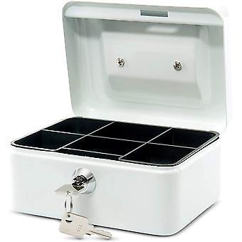 Maul 15.2 x 12.5 x 8.1 cm Cash Box 1 - White