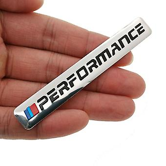 Decal Logo Badge Auto Accessories Sticker M Power Performance