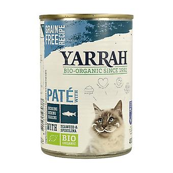 Fish Pate with Spirulina and Seaweed for Cats 400 g