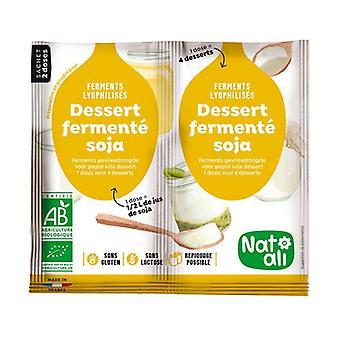 Ferment dessert Soy 2 packets