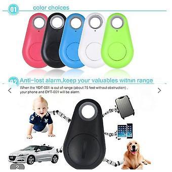 1 Pc Smart Tracker, Locator, Anti-lost Device, Alarm, Children's Pet Bag, Wallet, Car's Remote Gps Tracker