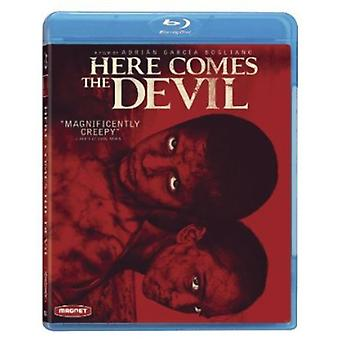Here Comes the Devil [BLU-RAY] USA import