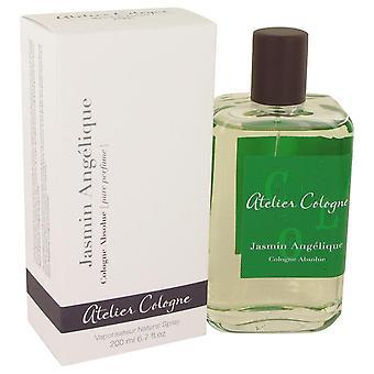 Jasmin Angelique ren parfym Spray (Unisex) av Atelier Köln 6,7 oz ren parfym Spray