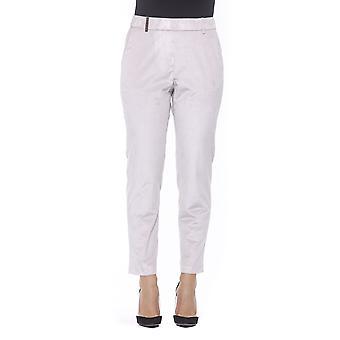 Pink Trousers Peserico Women