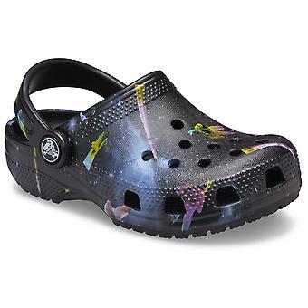 Crocs Girls Classic Fuera de este mundo II Zuecos
