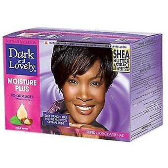 Dark & Lovely Moisture Plus Relaxer super Smoothing Kit