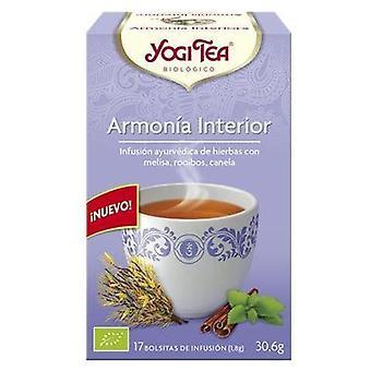 Yogi Tea Interior harmony 17 Sachets