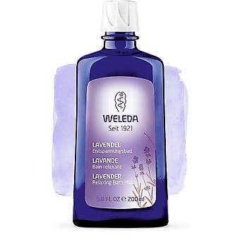 Weleda Lavender Bath 200 ml