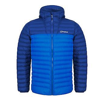 Berghaus Vaskye hombres aislados acolchado chaqueta al aire libre azul