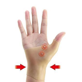 Gant de soutien de pouce de main de main de thérapie magnétique