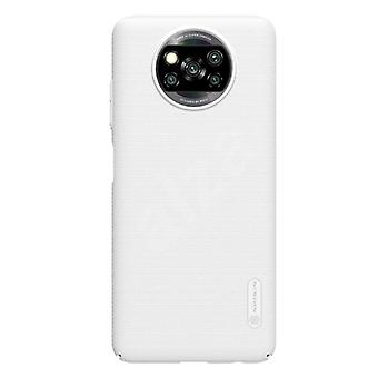 Nillkin Xiaomi Poco X3 Pro Frosted Shield Case - Shockproof Case Cover Cas White