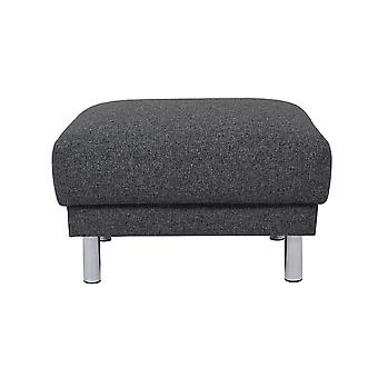 Mex Anthracite Footstool