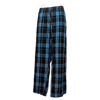 NFL Women's Spodnie piżamy pull na flanelowy print niebieski A387687