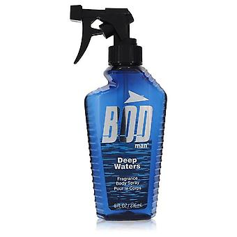 Bod man djupt vatten kroppsspray av parfums de coeur 556220 240 ml