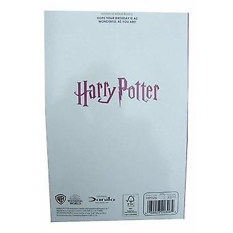 Harry Potter -tytär Hermione-syntymäpäiväkortti