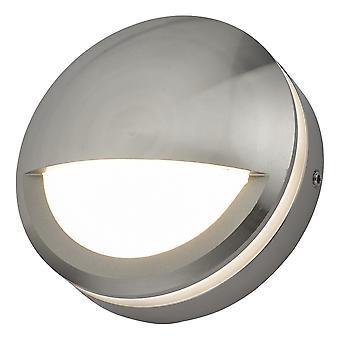 DAR AKOS Flush Deckenleuchte Wandleuchte Aluminium Augenlid IP65 LED