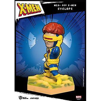 X-Men Mini Muna HyökkäysHahmo Kyklooppi 9 cm