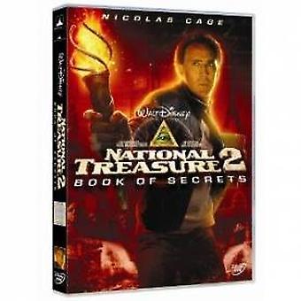 National Treasure 2 Book Of Secrets DVD