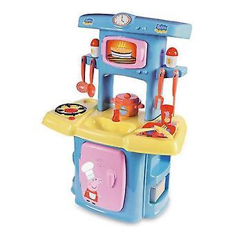 Speelgoedkeuken Simba Peppa Pig (67 x 29 x 49 cm)