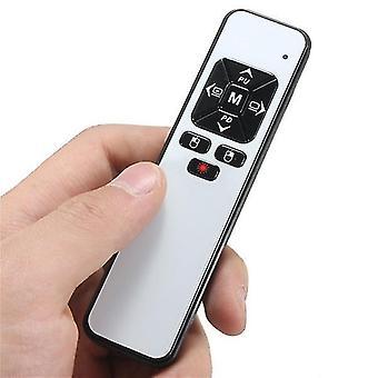 2.4GHZ USB Wireless Remote Control Prezentacja Prezentacji Pióro laserowe Wskaźnik PiÓRO dla PowerPoint Teach Office