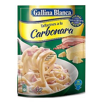 Tagliatelle Gallina Blanca Carbonara
