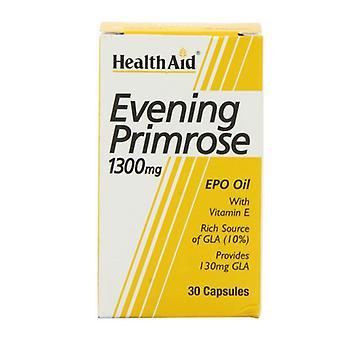 HealthAid Nachtkerzenöl 1300mg Kapseln 30 (802145)