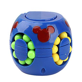 YANGFAN Creative Decompression Toys Magic Cube Little Magic Beans Fingertip Gyroscope Toy Intellectual Game for Kids