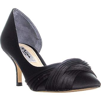 Nina Womens Blakely Pointed Toe Classic Pumps