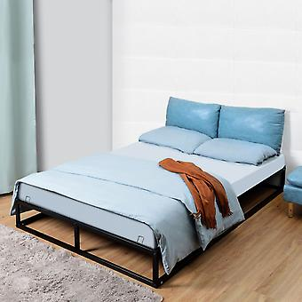 Double Metal Bed Frame Square Tube