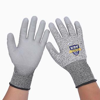 Level 5 Work Gloves Anti Tear Cut Resistant Gloves For Fish Processing
