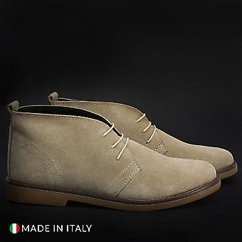 Duca di morrone - 233_camoscio - calzado hombre