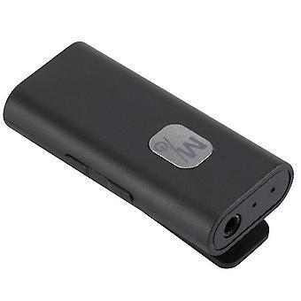 Récepteur sans fil Bluetooth 5.0, cravate convertisseur d'appel audio 3.5mm