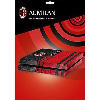 AC Milan PlayStation 4 Console Skin