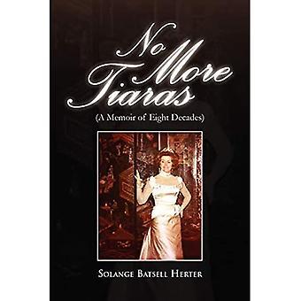 No More Tiaras