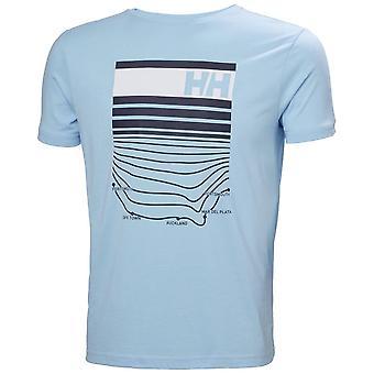 Helly Hansen Shoreline 30354623 universal all year men t-shirt