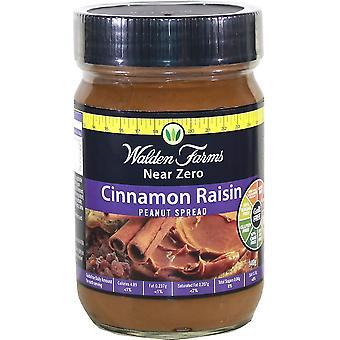 Peanut Spread, Cinnamon Raisin - 340 grams