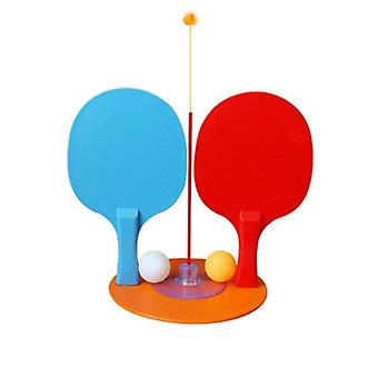 Children Outdoor Indoor Table Tennis Elastic Soft Shaft To Relieve Stress Self Training Artifact Toy