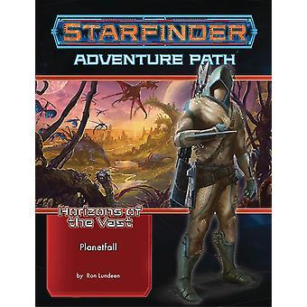 Starfinder Adventure Path: Planetfall (Horizons of the Vast 1 of 6) von Ron Lundeen (Taschenbuch, 2021)