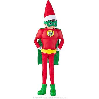Elf On The Shelf  Claus Couture - Mighty Superhero Suit - (Scout Elf Not Included)