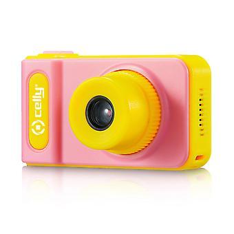 Digitalkamera för barn Rosa