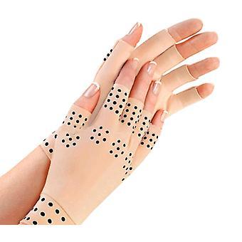 Halv finger kompresjon terapi hansker