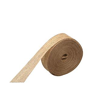 3cm 5cm Gift Jute Webbing In 10m Roll