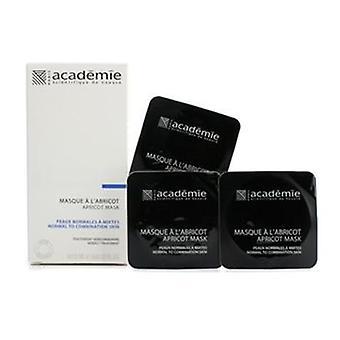 Academie झटपट चमक खूबानी मास्क - 8x10ml / 0.33 oz