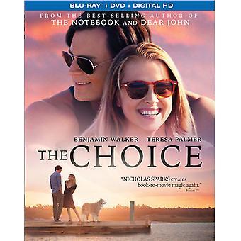Choice [Blu-ray] USA import